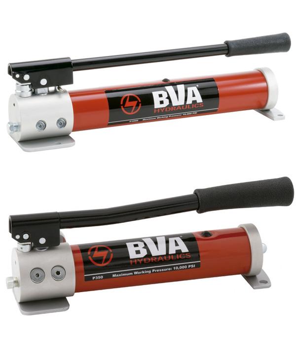 Bombas de aluminio manuales de dos velocidades